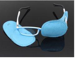 兒童 弱視眼罩 弱視近視康復訓練 遮光 遮蓋眼貼 單眼罩 (內含6片)