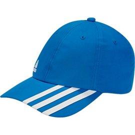 Adidas~CLIMAlite系列 輕量 清涼 透氣 慢跑 路跑帽-寶藍 (AJ9348)