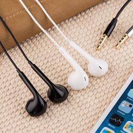 kanen 卡能 IP~809 電腦手機耳機入耳式耳麥耳塞線控帶麥克風話筒~韓風館~