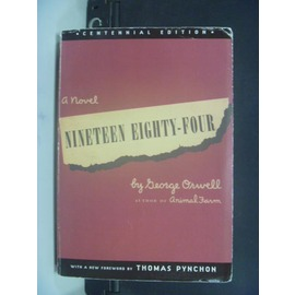 ~書寶 書T8╱原文小說_KPB~1984_Nineteen Eighty~Four_Or