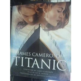 ~書寶 書T4╱影視_ZHY~James Cameron s Titanic_Kirkla