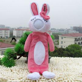 ~i930 小舖~粉紅色美人兔筆袋 32cm