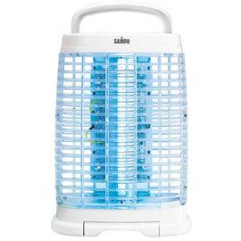 ◤A級福利品‧數量有限◢ SAMPO 聲寶15W 奈之米銀捕蚊燈 (ML-DF15S) 台灣製造 **可刷卡!免運費**