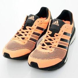 ADIDAS~ADIZERO BOSTON女慢跑鞋B40471~橘