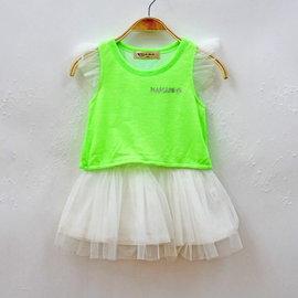 ~捷比 ~瑪寶樂~JVD23258~公主風^~氣質薄紗假兩件式洋裝~二色