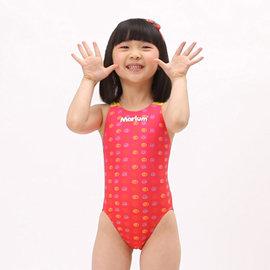 ≡MARIUM≡ 小女競賽型泳裝 MAR~6017WJ ^(比賽 訓練 連身 小孩 兒童泳