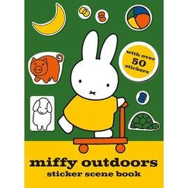 Miffy Outdoors Sticker Scene Book 米飛兔 貼紙書