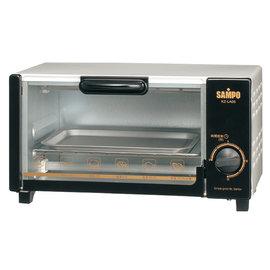◤A級福利品‧數量有限◢ SAMPO 聲寶 6L定時烤箱 KZ-LA06 / KZLA06 **可刷卡免運費**