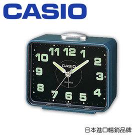 CASIO 卡西歐 TQ~218 夜間指針桌上型鬧鐘  個 ^(顏色 出貨^)