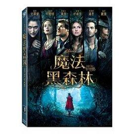 合友唱片 魔法黑森林 DVD Into The Woods