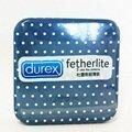 ~J~Love ~Durex杜蕾斯 x Aape 藍點鐵盒限定版 超薄型3入