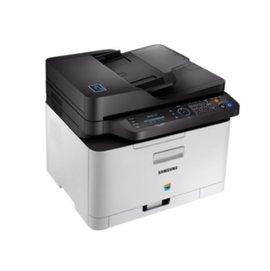 SAMSUNG SL~C480FW 無線彩色雷射傳真複合機~影印 列印 掃描 傳真~^~加