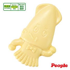 【紫貝殼】『PEOPLE12』日本 people 新小烏賊咬舔玩具【親子討論區熱烈反應推薦】