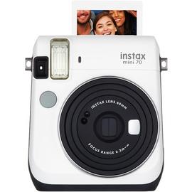 玩轉3C ~ ~富士拍立得相機mini70 一次成像膠片相機 lomo相機
