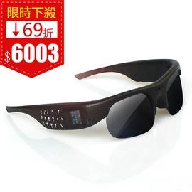 玩轉3C掌航 智慧藍牙眼鏡 聽歌 太陽眼鏡 潮人 偏光鏡 可攝像