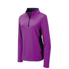 ~~蘋果戶外~~山林 21P18~89 紫色 Mountneer 女 COOLMAX長袖上