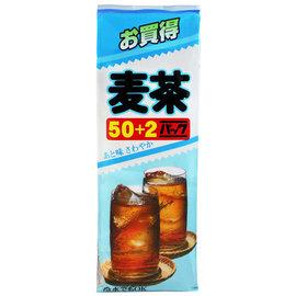 長谷川冷熱兩泡麥茶52入 ^(520g^)