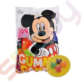 ~ ~Disney迪士尼~綜合水果QQ軟糖~250g~每顆軟糖都是米奇 超可愛 時時購Si