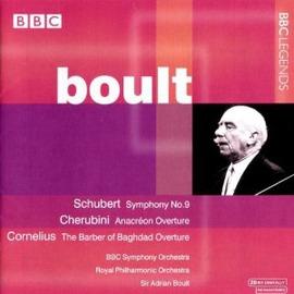 L4072 鮑爾特~舒伯特 凱魯畢尼 西貝流士 Schubert Symphony No.