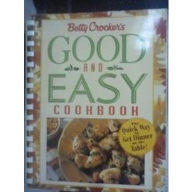 ~書寶 書T3╱餐飲_WFD~Betty Crocker s Good and Easy