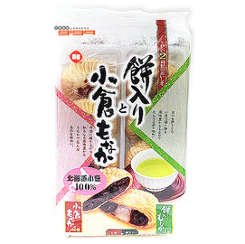 【吉嘉食品】壽製果小倉雙味摩拉卡 1包400公克75元,另售日本日新堂栗饅頭{4971922352798:1}