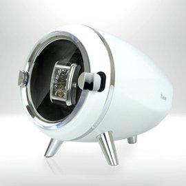 ~Jebely~機械錶自動上鍊盒 簡約風格 Ovo JBW090 簡約白 單手錶轉台 搖錶