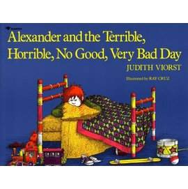 Alexander and the terrible horrible no good v