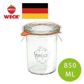 德國WECK玻璃密封罐#761~140ml ~Midohouse~