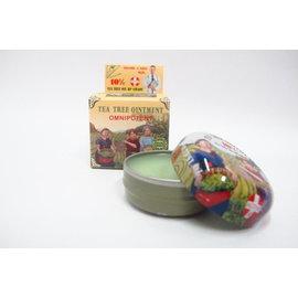 澳洲 AUS LIFE澳思萊茶樹萬用霜0.75oz  25ml 神奇茶樹霜