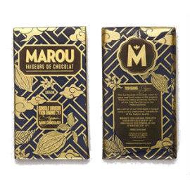 ~MAROU 巧克力~TIEN GIANG 70^% 黑巧克力片 80g