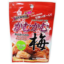 【吉嘉食品】咖姆梅子糖/卡姆梅子嚼糖 1包30公克53元,另售梅心糖{4901625421149:1}