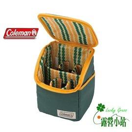 大林小草~【CM-26810】Coleman 露營調味料收納袋/野炊/料理調味盒II