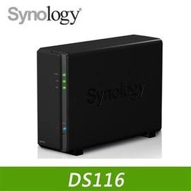 ~綠蔭~全店~Synology DS116 儲存伺服器