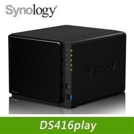 ~綠蔭~全店~Synology DS416Play 儲存伺服器
