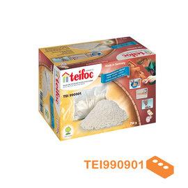德國~Teifoc~益智磚塊建築玩具水泥砂補充包250G ^(TEI~990901^)