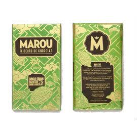 ~MAROU 巧克力~ BEN TRE 78^% 黑巧克力片 80g