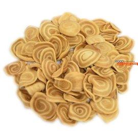 【吉嘉食品】巧福 小螺餅/蛤仔餅(小耳朵)300公克42元,另有味良野海苔煎餅{M289:300}