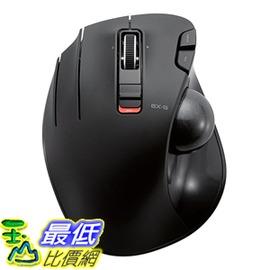 東京直購  ELECOM M~XT4DRBK 左手 左撇子 無線軌跡球 滑鼠