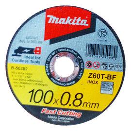 MAKITA牧田 4英吋砂輪片100×0.8×16mm(1入)B-50382