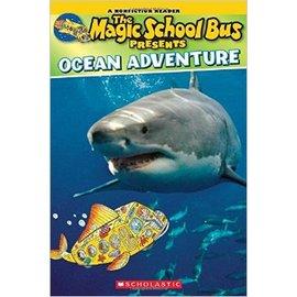 Magic school bus:School reader level 2: ocean