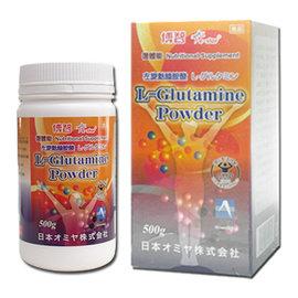 德利康 館❁´◡^`❁博智 左旋麩醯胺酸 ^(500g x1罐^)