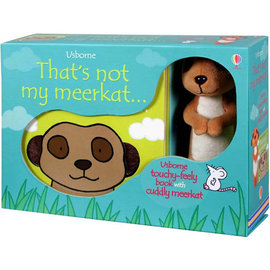 That s Not My Meerkat... Book And Cuddly Meer