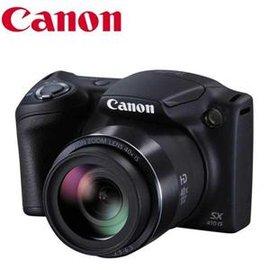 ~人言水告~Canon PowerShot SX410^(黑^)薄型變焦類單眼相機~預計交