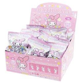 直送 Sanrio 三麗鷗 美樂蒂 My Melody 桃子香味 香氛入浴劑 單售 一共5