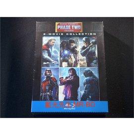 ^~藍光BD^~ ~ 漫威電影世界 : 第二階段大合集 Marvel Cinematic