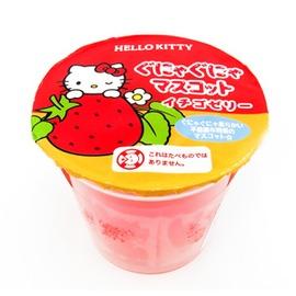Hello Kitty 紓壓草莓布丁玩具^(本產品不是食品^) 療癒小物