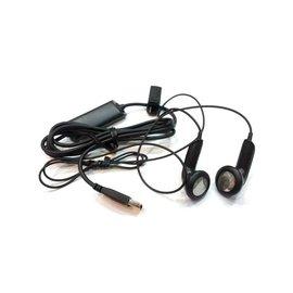 HTC/DOPOD/CHT  9000/P800W/S300/P3700/9100/T3232 五角mini usb ExtUSB 線控耳機 (線控可調音量) 黑