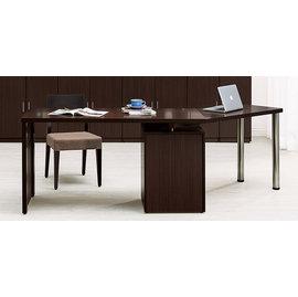 ~尚品 ~HY~A485~01 艾美胡桃4.8尺旋轉 桌