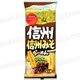 越後屋重兵衛 拉麵紀行~信州味噌拉麵 ^(212g^)