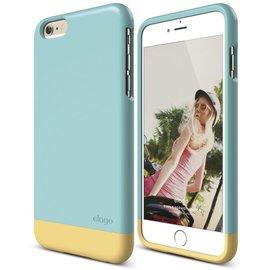 ~Ai~Tec~elago S6 Glide iPhone 6 4.7吋 滑扣彩殼 ~ 珊
